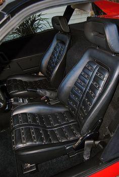 1985 FERRARI 288 GTO - Interior Driver Side