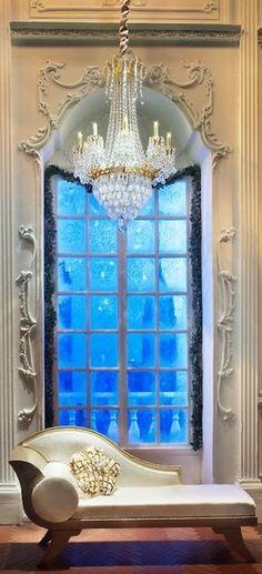 aged + elegant Home Interior, Interior And Exterior, Interior Decorating, Interior Design, Decoration Design, Deco Design, Luxury Living, Windows And Doors, Large Windows