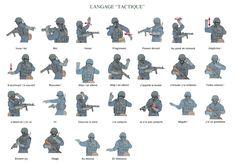 Parlez-vous le militaire ? #langagedessignes #tactique