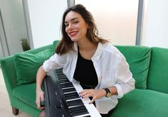 VIDEO. Eurovision : Alma prête pour la bataille