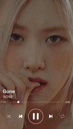 Korean Song Lyrics, Best Song Lyrics, Best Songs, Black Pink Songs, Black Pink Kpop, Pop Lyrics, Music Lyrics Art, Music Video Song, Music Videos