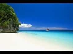 Boracay, Philippines  Chosen as the 2nd of the top 25 best beach destinations worldwide by 2011's Traveler's Choice. Great place for island hopping too!