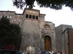 Etruscan Arch in Perugia, Umbria