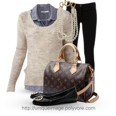 Winter Outfit #5 - Polyvore