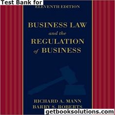 Brock biology of microorganisms 13th edition 9780321649638 test bank for business law and the regulation of business 11th edition by mann download fandeluxe Gallery