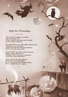 halloween ideals 1958 - excerpts
