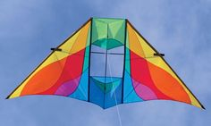 Rocky Mountain Delta Conyne Kite by Into the Wind at WindPower ...