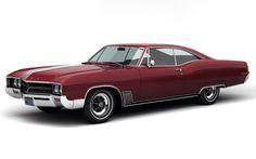 1967 Buick Wildcat Sport Coupe American Classic Cars, Old Classic Cars, Retro Cars, Vintage Cars, Buick Wildcat, Buick Riviera, Us Cars, Automotive Design, Chevrolet Corvette
