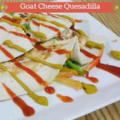 Avocado and Goat Cheese Open Faced Breakfast Sandwich | Breakfast Nosh ...