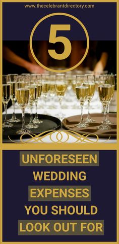 Wedding planning can be costly! When you're organising your special day, be aware of these 5 unforeseen wedding expenses, so you can be prepared and stick to your wedding budget. Wedding Expenses, Budget Wedding, Plan Your Wedding, Wedding Planning, Wedding Pins, Diy Wedding, Dream Wedding, Wedding Day, Unique Weddings