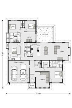 Fernbank 262, Home Designs in Albury | GJ Gardner Homes Albury