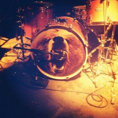Sand Reckoner's badass drumhead