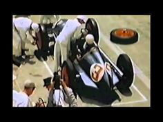 Formula 1 Pit Stops: 1950 (at Indy) vs. today
