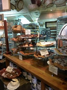 La Farm Bakery - Cary, NC.  Authentic French bakery cafe offering fresh French bread & pastries from world renowned master bakery Lionel Vatinet.