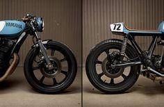 Ugly Motorbikes' XS750 Yamaha