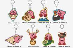 Kirby Keychains