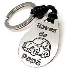 Adelántate...!las llaves de papá!