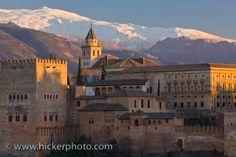 La Alhambra de Granada, Spain