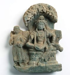 In the ruins of a Buddhist monastery in Afghanistan, archaeologists have uncovered a stone statue that seems to depict the prince Siddhartha before he founded Buddhism.    The stone statue, or stele, was discovered at the Mes Aynak site in a ruined monastery in 2010. The statue is estimated to date back at least 1,600 years.