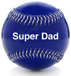 Happy Father's Day weekend to all the Super Dads, from the Bergino Baseball Clubhouse!