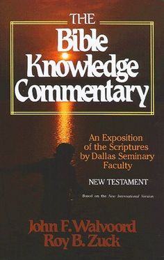 The Bible Knowledge Commentary!  One of my favorites.... http://www.christianjourneybookstore.com/item/wolvoord-john/bible-knowledge-commentary-old-new-testament-2v/1412.html