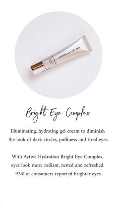Tired of tired eyes? Improve the appearance of under-eye puffiness and dark circles with our hydrating Active Hydration Bright Eye Complex. Veronica, Rodan Fields Skin Care, Hydrating Eye Cream, Rodan And Fields Business, Shiny Eyes, Rodan And Fields Consultant, Eye Cream For Dark Circles, Signs Of Stress, Under Eye Puffiness