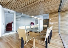 project Dezanove House 9 Sustainable and Spectacular: Dezanove House by Iñaki Leite
