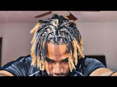 Boy Braids Hairstyles, Dreadlock Hairstyles For Men, Dreadlock Styles, Dreads Styles, Twist Hairstyles, Black Hairstyles, Men Dread Styles, Wedding Hairstyles, High Top Dreads