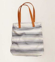 Aerie Embroidered Tote