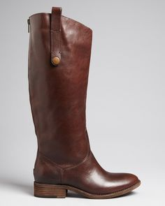 STEVEN BY STEVE MADDEN Flat Riding Boots - Satyre | Bloomingdale's