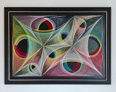 Image result for string art mandala