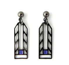 Frank Lloyd Wright earrings