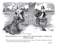 Old cartoon from Punch magazine.
