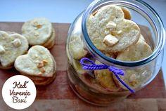 Tri kusy: Maslovo-levanduľové sušienky