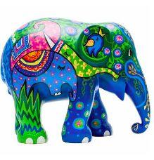 Elephant Parade Webshop - Be part of it! Elephant Herd - All elephants - Olifanten Elephant Walk, Elephant Parade, Elephant Love, Colorful Elephant, Wild Elephant, African Forest Elephant, Asian Elephant, Elephant Information, Elephas Maximus