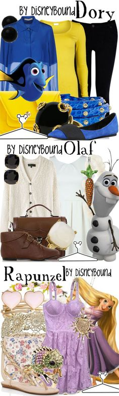 Which Character Should You DisneyBound As Next?