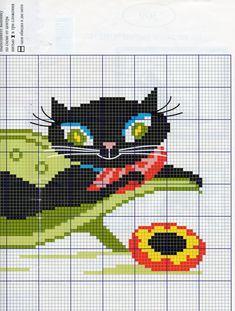 Cross stitch *<3*cata2.jpg (1023×1351)