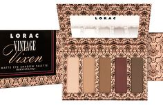LORAC Royal Collection for Holiday 2014 - Vintage Vixen Matte Eyeshadow Palette ($12.00) (Limited Edition) (ULTA Exclusive)