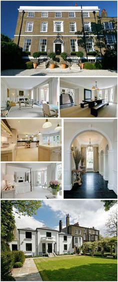 Petra Ecckestone's proposed renovations for Sloane House and Sloane lodge in Chelsea, (West) London.   Ecclestone_Chelsea_PICS.jpg (670×1600)