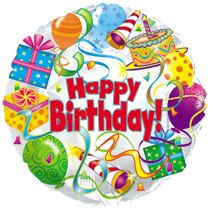 40 Best Happy Birthday Foil Balloon Images