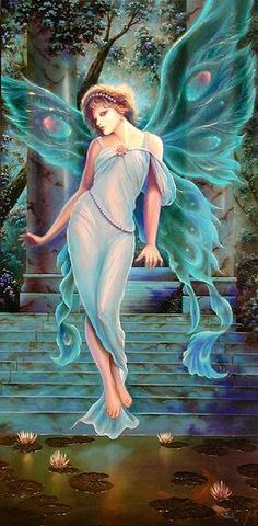 FairyinBlue.jpg picture by angelsapphire12 - Photobucket