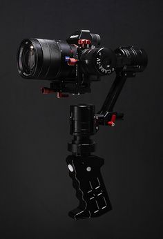 Best Camera Gimbal under 1K - CAME-Single 3 Axis Gimbal Camera 32bit boards with Encoders