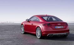 The new Audi TTS Coupé