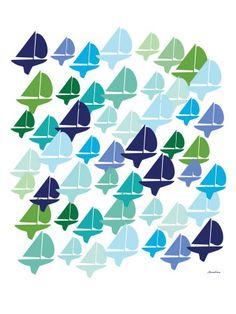 Cool Fleet Art Print at AllPosters.com