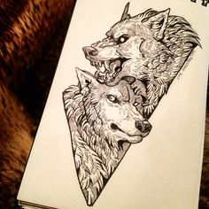 The Pack by WolfSkullJack.deviantart.com on @DeviantArt