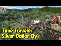 Silver Dollar City has announced the World's Fastest, Steepest and Tallest Complete-Circuit Spinning Roller Coaster with the spring 2018 debut of Time Travel. Silver Dollar City, Amusement Parks, Roller Coaster, Time Travel, World, Roller Coasters, The World