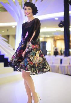 812810f7a90b Andien Aisyah Fashion Icon Style.com Indonesia Kebaya