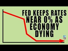 Economy and Interest Rates Near 0%! Only Fed QE4 Can Prop Up Stock Market!