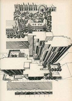 Davis Brody and Associates. Architectural Record. Aug 1972: 103