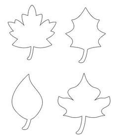 25 Best Tree Leaf Patterns Images In 2019 Leaf Template